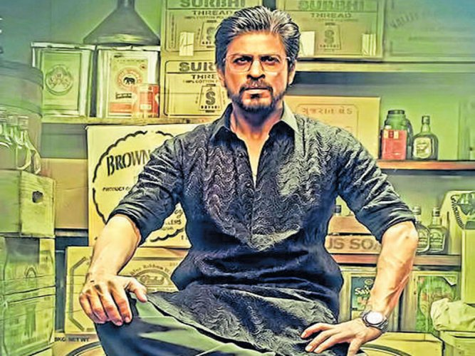 Shah Rukh's 'Raees' to feature a special garba song