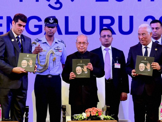 President releases book on PM's speeches on foreign policy