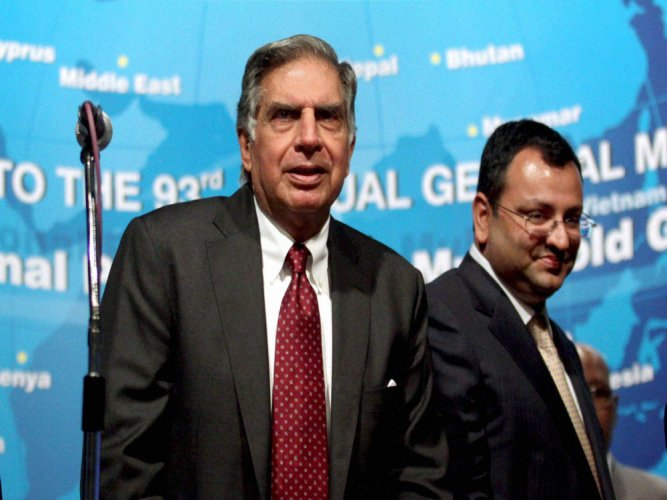 Ratan personally asked Mistry to quit before ouster