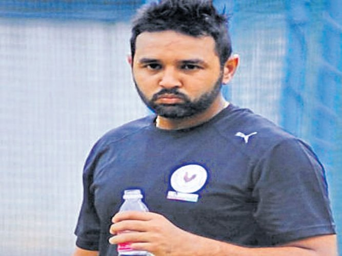 Parthiv set for the big test