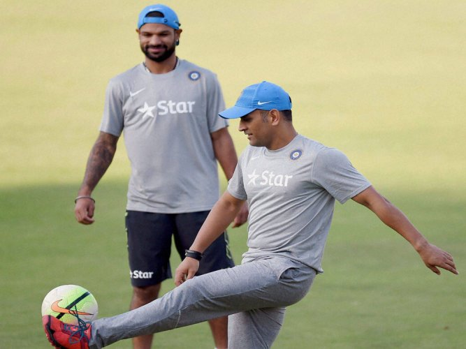 Dhoni to lead for final time