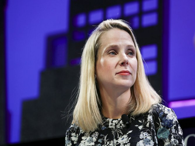 Yahoo Chief Mayer to leave company board after Verizon sale