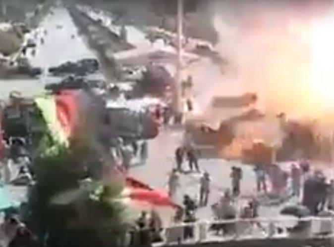 Around 50 dead in bombings across three Afghan cities