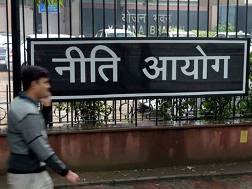 RSS affiliate finds Niti Aayog not in sync with Modi's aims