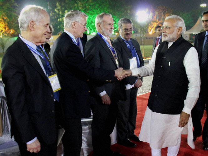 India's development agenda ambitious, says Modi