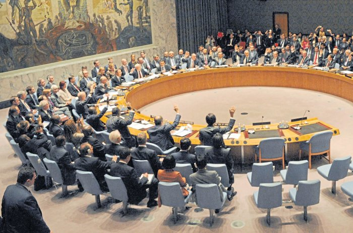 India criticises 'frozen' UNSC that represents small minority