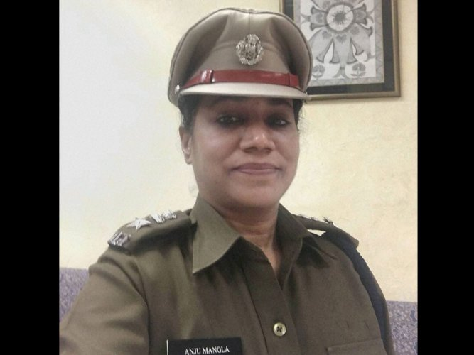 Tihar now has a woman Superintendent for men's jail
