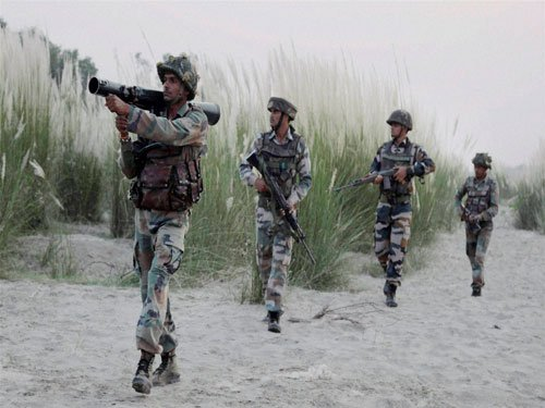 Infiltration bid foiled, 2 terrorists killed in Poonch