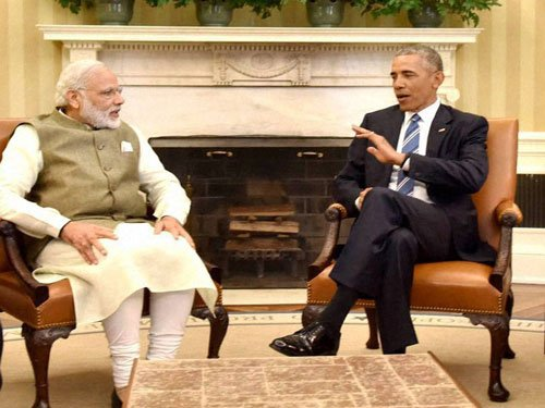 Sky is limit for India-US relations: State Department