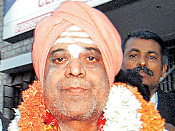 Gowrishankar Swami no more