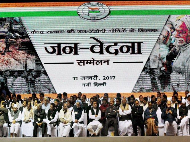 Rahul eyes 2019 polls, promises to defeat Modi