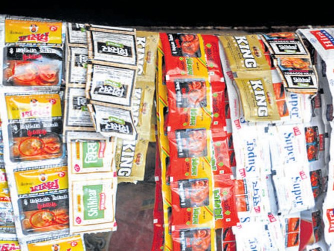 Govt seeks law dept opinion over fiat on chewing tobacco