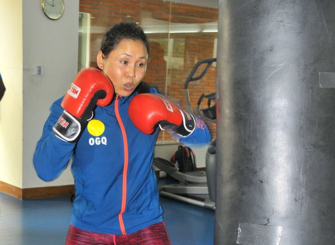 Sarita to take on Hungarian Zsofia Bedo in pro debut