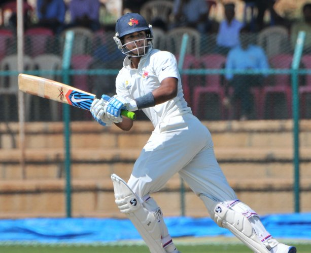 Iyer's 82 keeps Mumbai alive in Ranji Trophy final