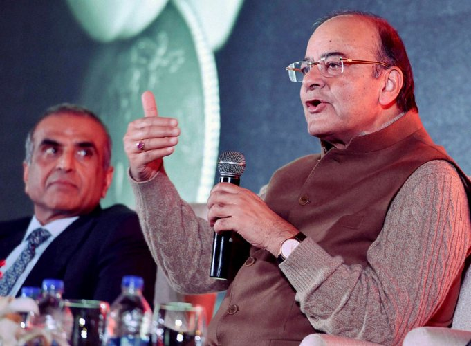 Excessive use of paper currency detrimental to society: Jaitley
