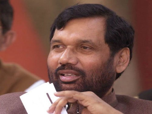 Union Minister Ramvilas Paswan admitted to ICU
