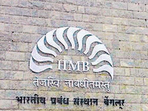 Centre at IIMB to nurture not-for-profit ventures