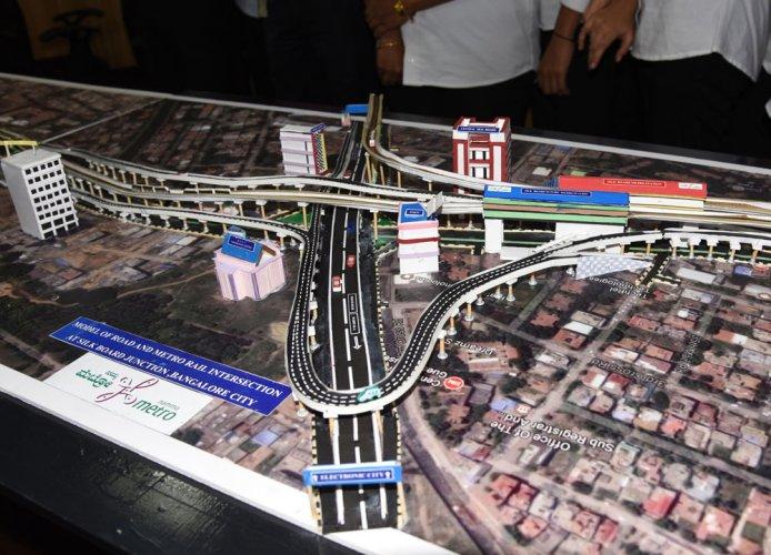 Road-cum-rail bridge to ease Silk Board Junction congestion