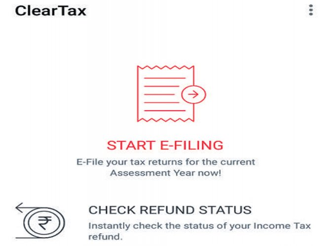 Now, file I-T returns with ease on this portal and mobile app