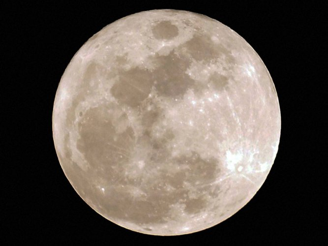 Our Moon is much older than thought: study