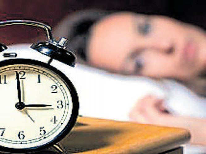 Pay off sleep debt