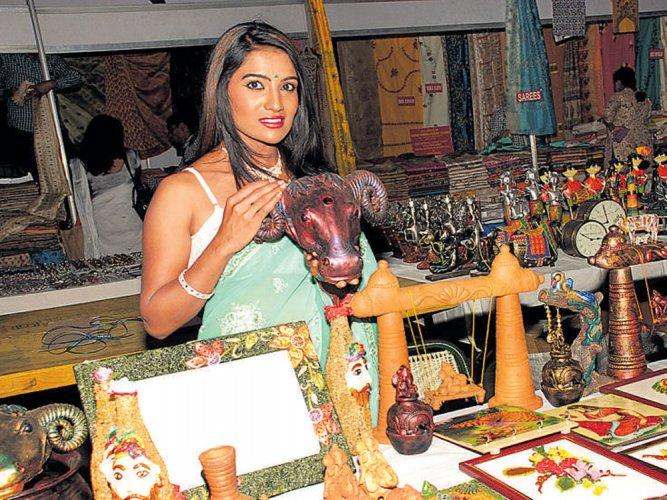 Traditional treasures on display