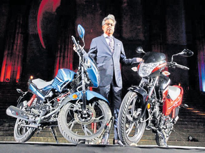 Hero MotoCorp forays into Argentina with Glamour