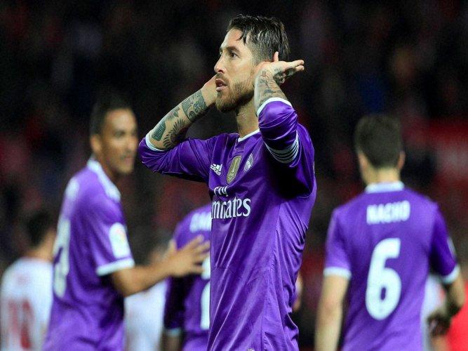 Unbeaten Real set a new Spanish record