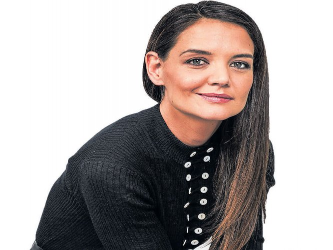 Katie Holmes dons the director's hat