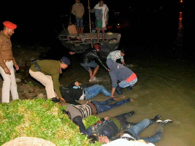Rescue operations halted at night, to resume tomorrow
