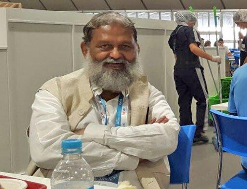 Haryana minister Vij terms Modi 'better brand' than Gandhi, faces ire