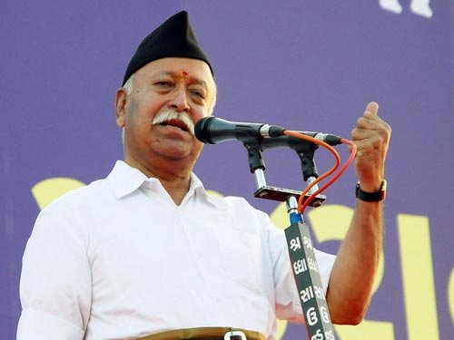 Sangh for betterment of Hindus:  Bhagwat