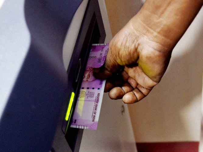 Currency supply still below 50% of pre-note ban days