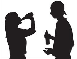 1,250 people arrested for drinking liquor in public places in Delhi