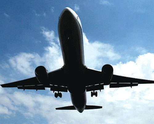 Plane makes emergency landing after fisticuffs fly at 30,000ft