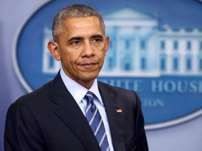 Trump was a 'change candidate', don't underestimate him: Obama
