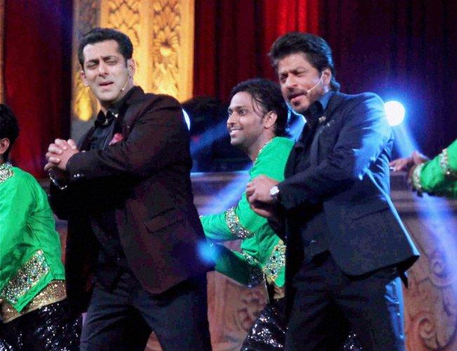 Salman, Shah Rukh to reunite on-screen for 'Tubelight'