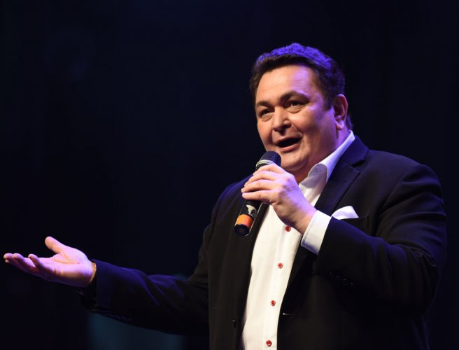Father loved his cinema, booze, leading ladies: Rishi Kapoor
