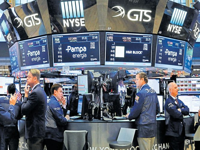 The rising US market and heightened risks