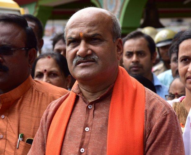 Sri Ram Sene's Muthalik banned from entering Goa for 60 days