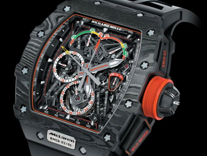 World's lightest watch created using graphene