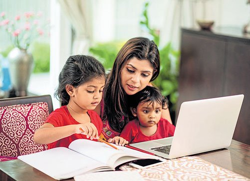 Happy, educated moms key to smarter kids!