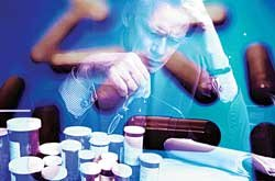 Existing drug may boost memory in depression patients
