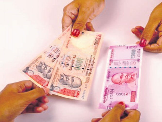 Note ban not check black money: study