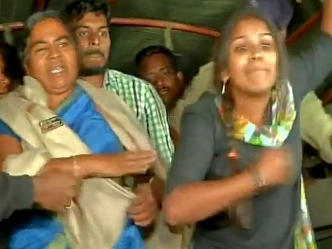 Govts desperate to declare Rohith as OBC: Radhika Vemula