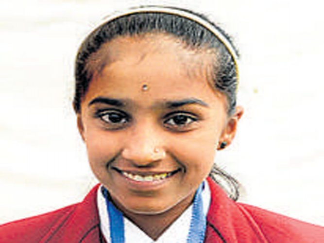 Hubballi girl to receive bravery award from PM