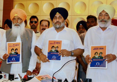 Badals to face contest of a lifetime