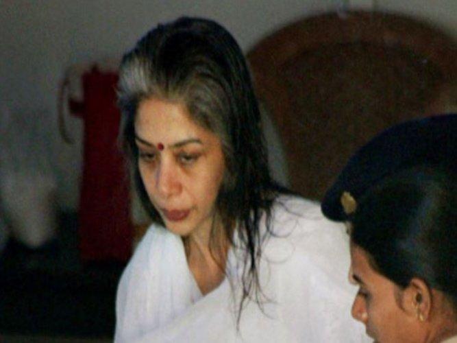 Indrani seeks divorce, wants to change will