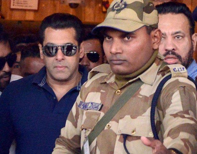Arms Act against Salman: Court verdict today