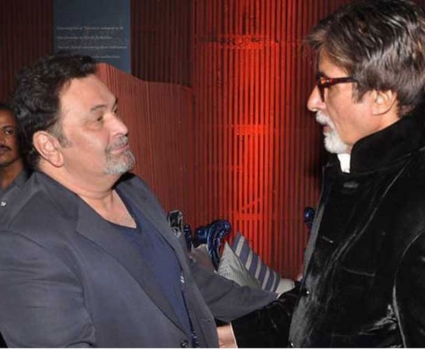 We were small rungs in the ladder of Bachchan's success: Rishi